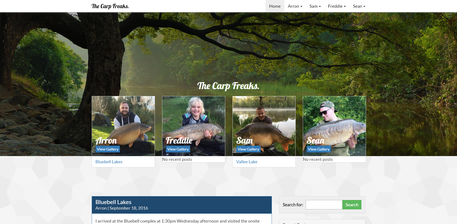 The Carp Freaks